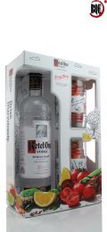 Ketel One Vodka 750ml Gift Set