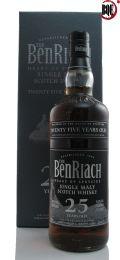 Benriach 25 YRS 750ml