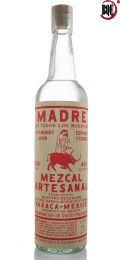 Madre Mezcal Espadin Y Cuixe Artesanal 750ml
