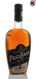 Whistlepig Piggyback 750ml