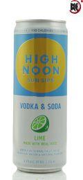 High Noon Vodka & Soda Lime 355ml