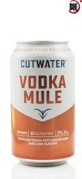 Cutwater Vodka Mule 355ml