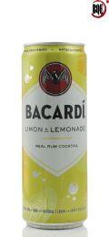 Bacardi Limon & Lemonade 355ml