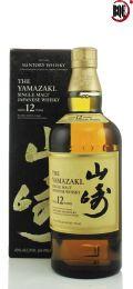 Suntory Yamazaki 12 YRS 750ml