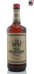 Old Overholt Straight Rye Whiskey 1l