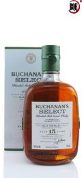 Buchanan's Select 15 YRS 750ml