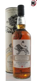 Lagavulin 9 YRS Game Of Thrones House Lannister 750ml