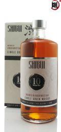 Shibui 10 YRS Virign White Oak 750ml