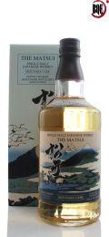 Matsui Whisky Single Malt Mizunara 750ml