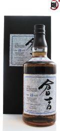Matsui Whisky Pure Malt Kurayoshi 15 YRS 750ml